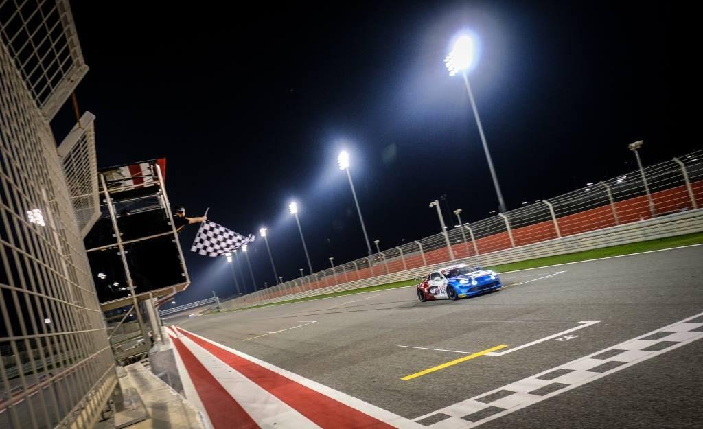 Alpine A110 GT4 International Cup à Bahreïn Sancinena Jean CMR 2 | Alpine A110 GT4 / CMR: un leader incontestable est né à Bahreïn !