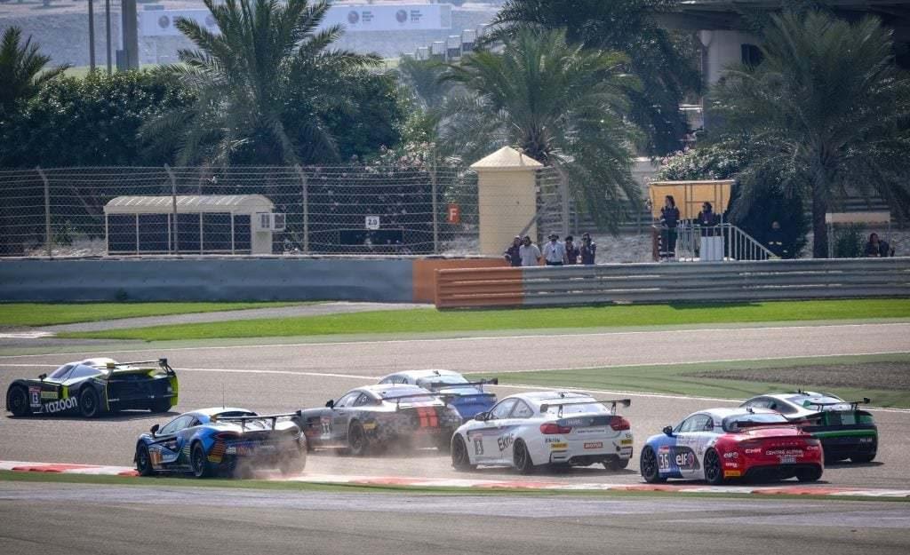 Alpine A110 GT4 / CMR: un leader incontestable est né à Bahreïn ! 6