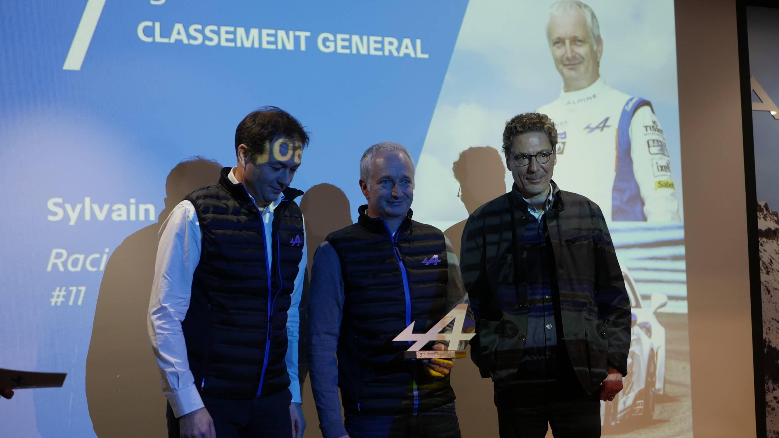 Soirée Alpine Elf Europa Cup 2018 récompense Showroom CMR 11 | Alpine Elf Europa Cup: par ici le programme 2019 !
