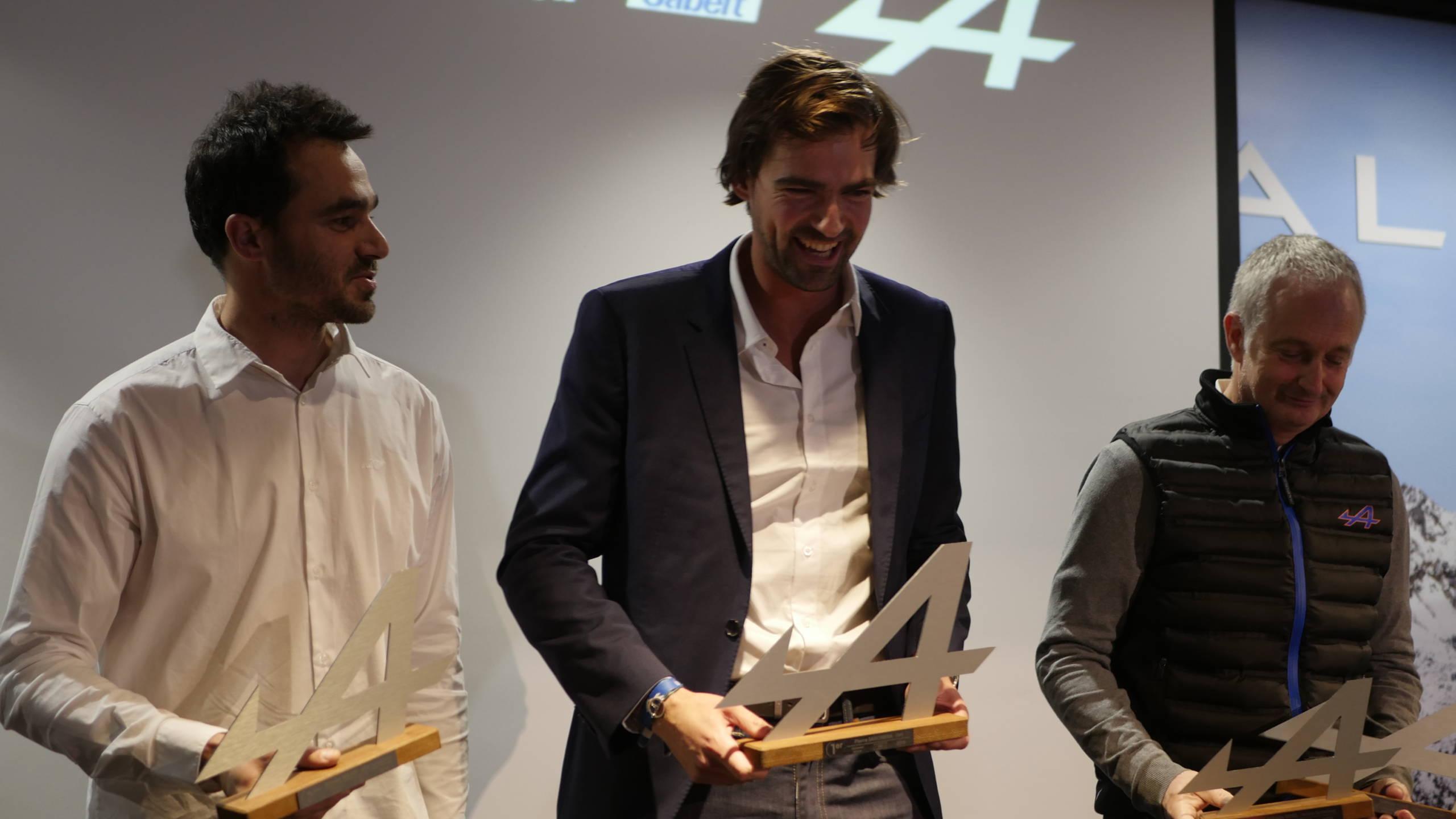 Soirée Alpine Elf Europa Cup 2018 récompense Showroom CMR 4 | Alpine Elf Europa Cup: par ici le programme 2019 !