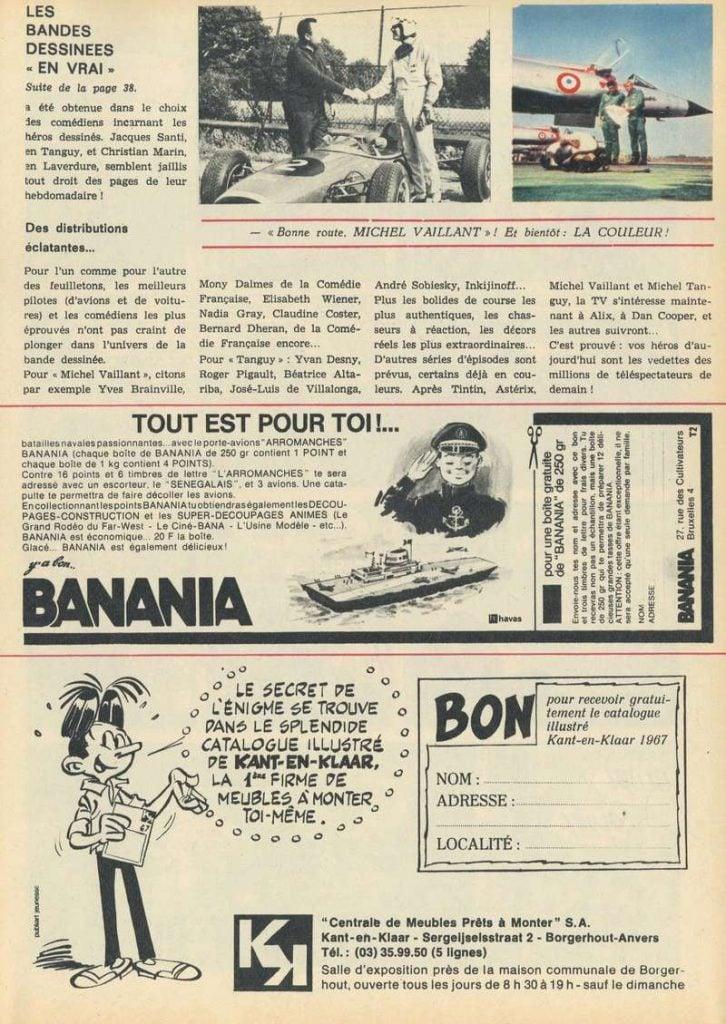 1967 013 | Michel Vaillant. Non, pas la BD. Non, pas le film. La série!