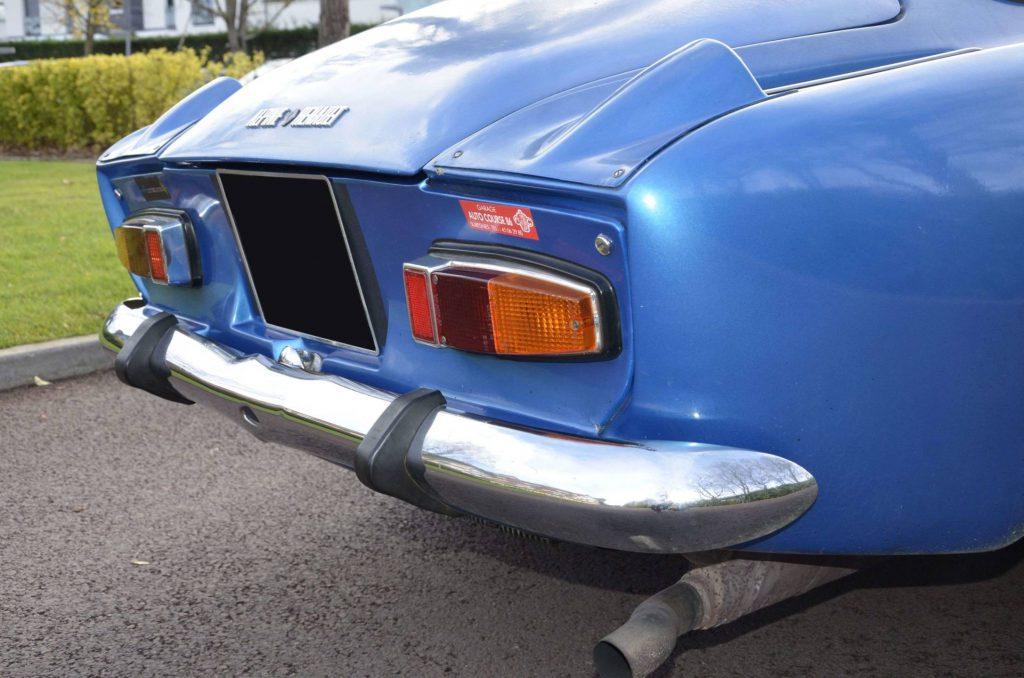 1974 Alpine Renault Berlinette 1600 SC Rétromobile 2019 Artcurial 12 | Rétromobile 2019: les Alpine en vente chez Artcurial