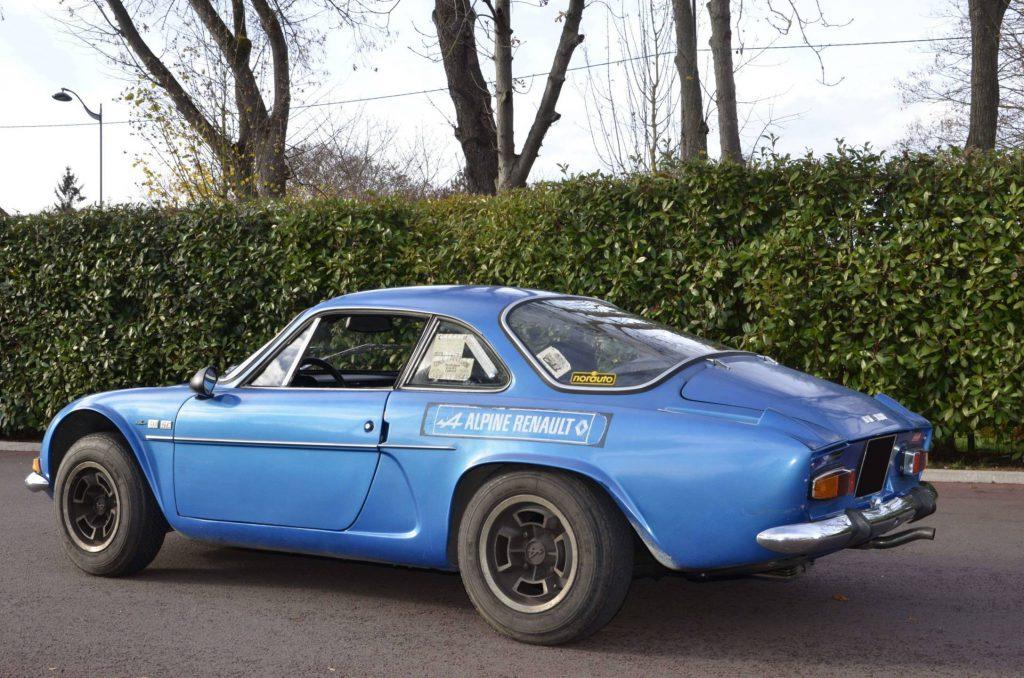 1974 Alpine Renault Berlinette 1600 SC Rétromobile 2019 Artcurial 15 | Rétromobile 2019: les Alpine en vente chez Artcurial