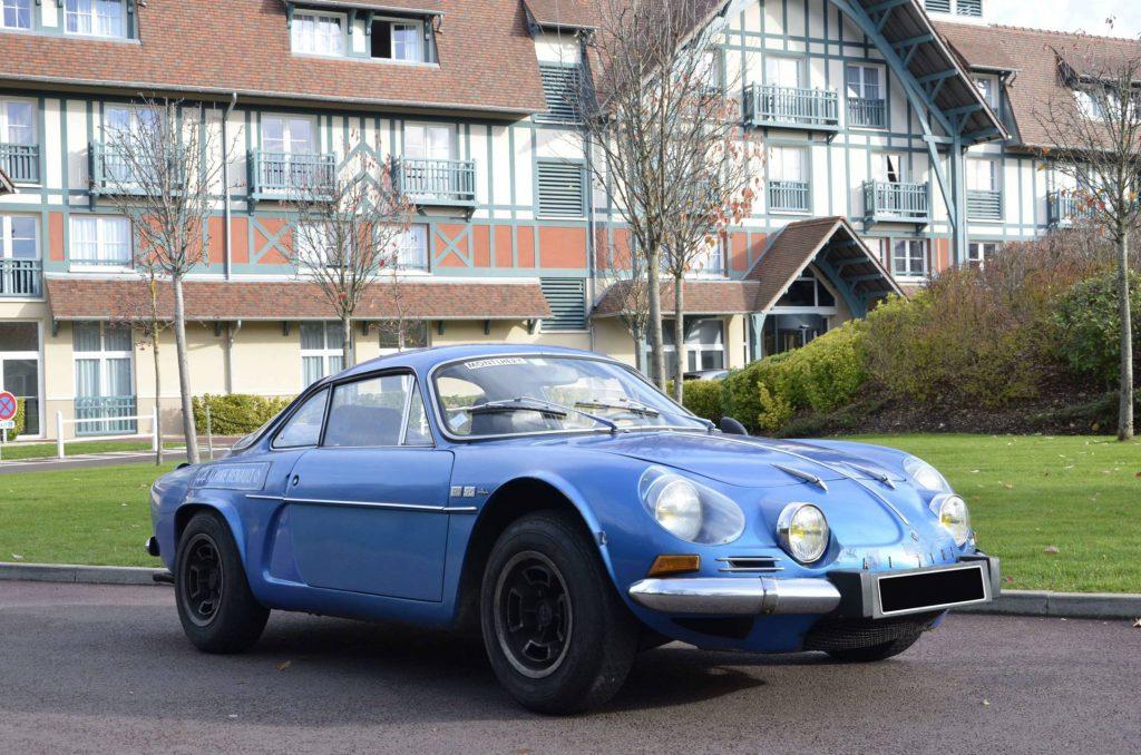 1974 Alpine Renault Berlinette 1600 SC Rétromobile 2019 Artcurial 16 | Rétromobile 2019: les Alpine en vente chez Artcurial