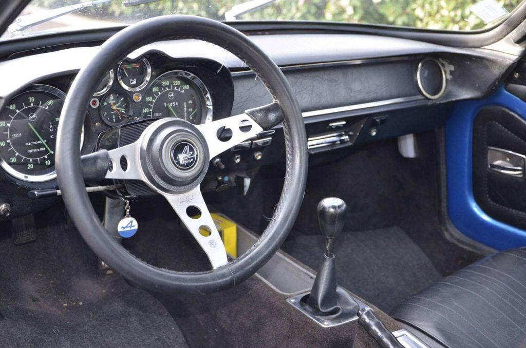 1974 Alpine Renault Berlinette 1600 SC Rétromobile 2019 Artcurial 6 | Rétromobile 2019: les Alpine en vente chez Artcurial