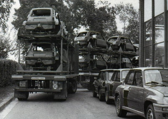 Renault 5 Turbo 1980 05 | L'usine Alpine de Dieppe, son histoire !