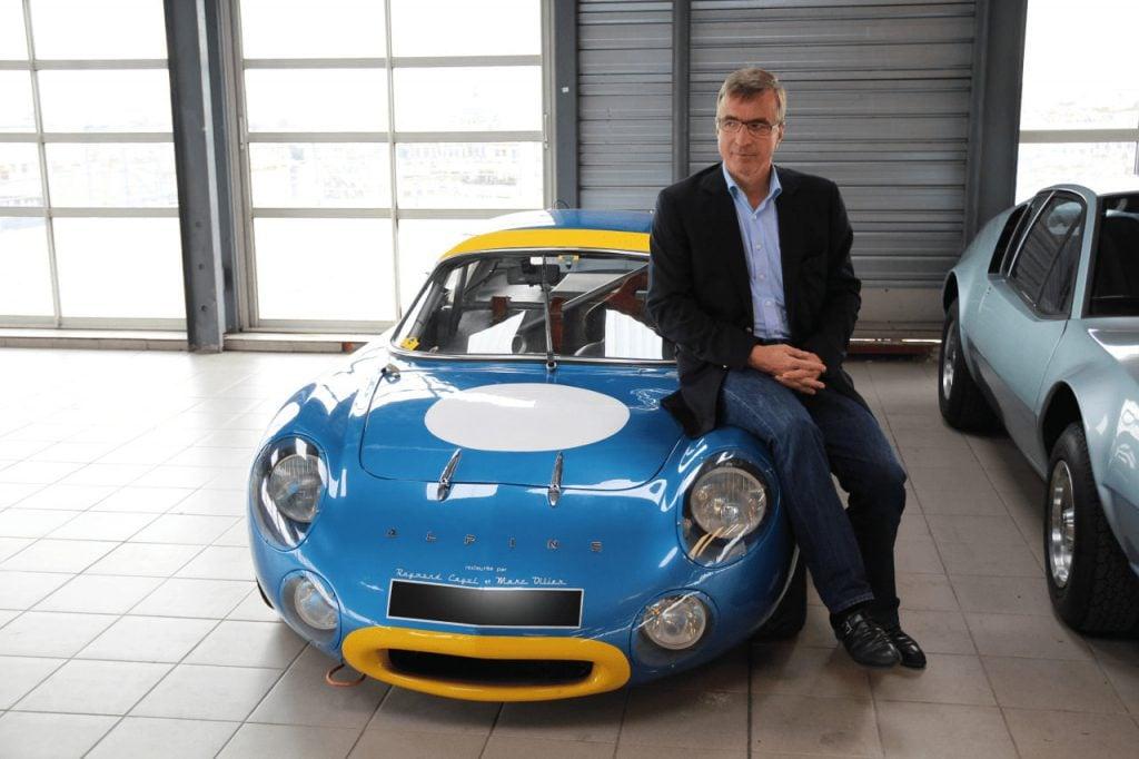 Jean Charles Alpine A110 GT4 Rédélé Compétition.jpg 1 | Rédélé Compétition et Nico Prost engagent deux Alpine A110 GT4