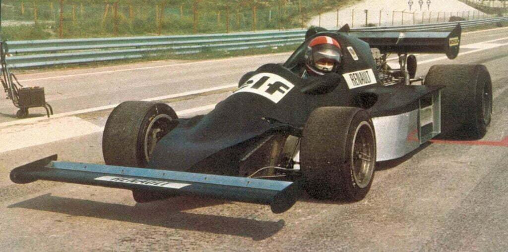 Alpine A500 F1