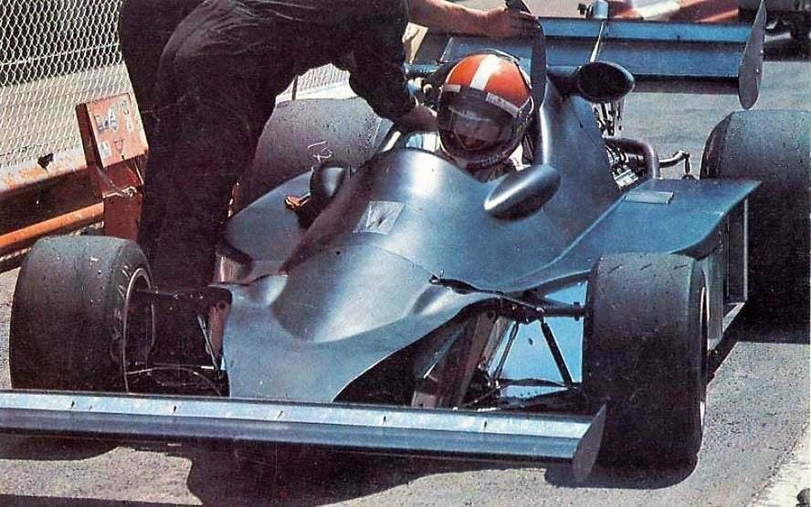 Alpine A500 Jean Pierre Jabouille 7 | Alpine A500: Le fantôme de l'Alpine F1