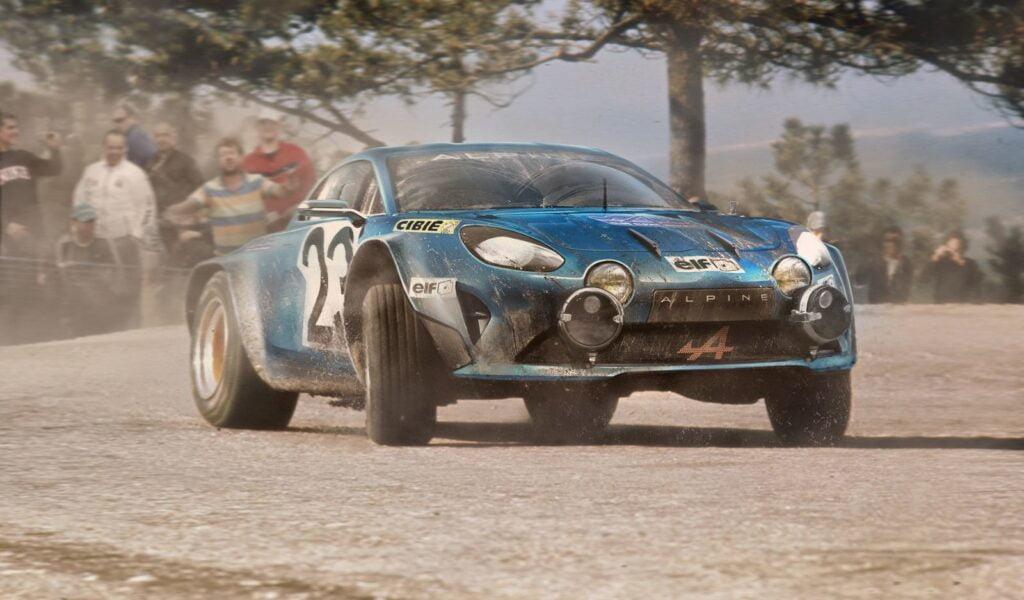 Alpine A110 2019 Rallye | Alpine A110 Rally Edition: annonce d'un retour en WRC (poisson d'avril !)