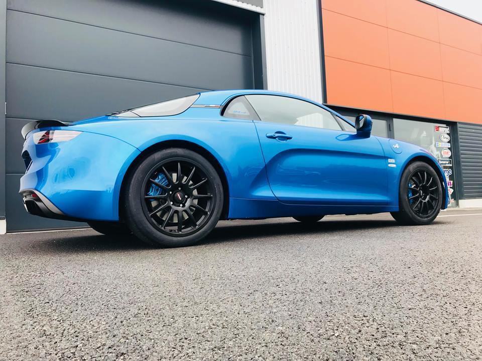 Alpine A110 Planet BR Performance Lille 1 | Quand les préparateurs s'attaquent à l'Alpine A110
