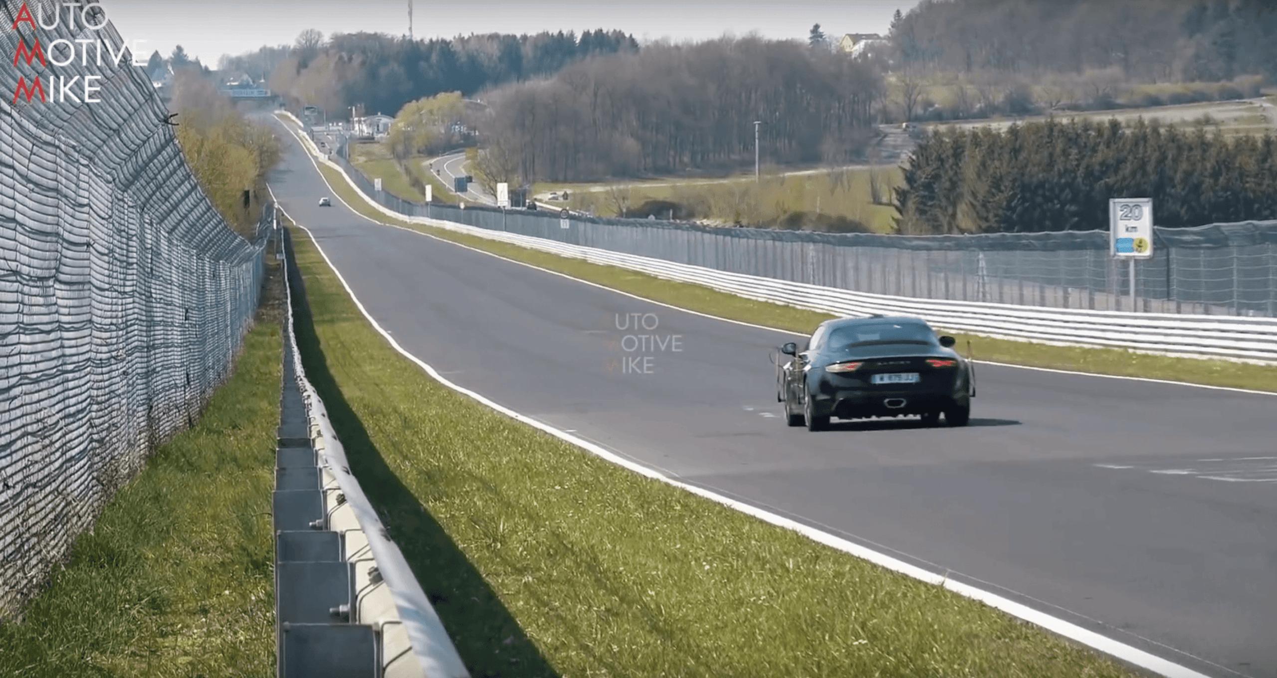 Alpine A110 S AS110 Planet Nurburgring 8 scaled | L'Alpine AS110 / A110 S en balade au Nürburgring ?