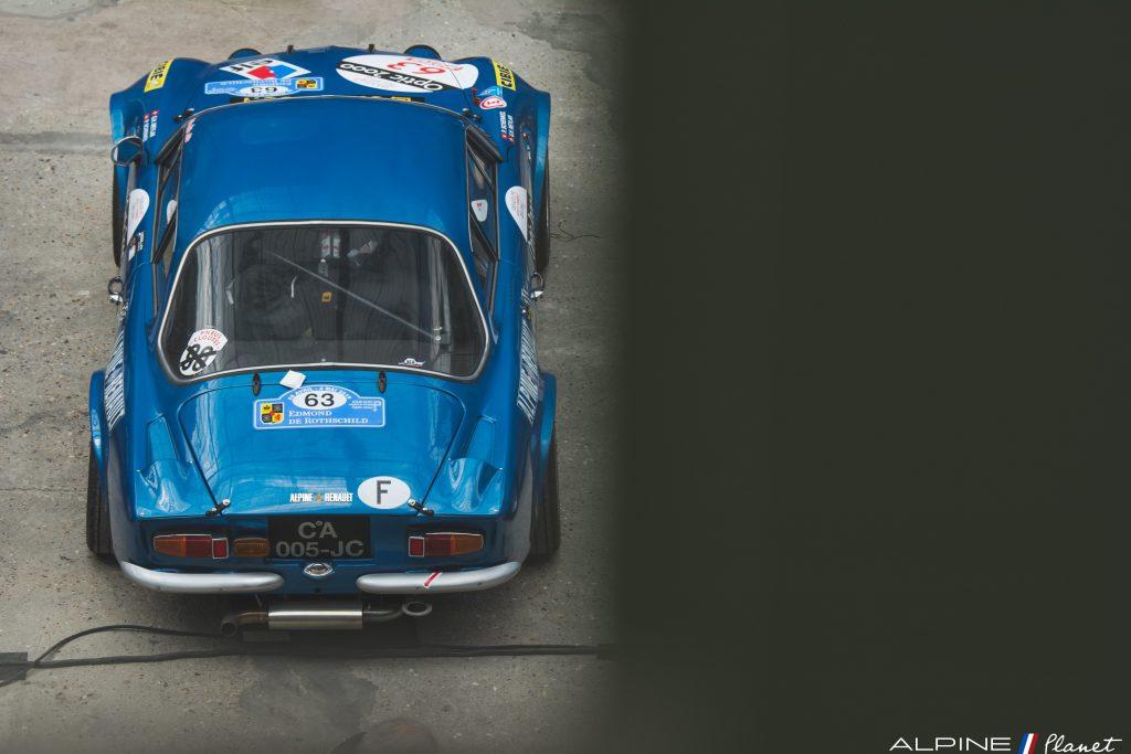 DSC 0505 | Tour Auto 2019 - l'équipage féminin en Alpine A110