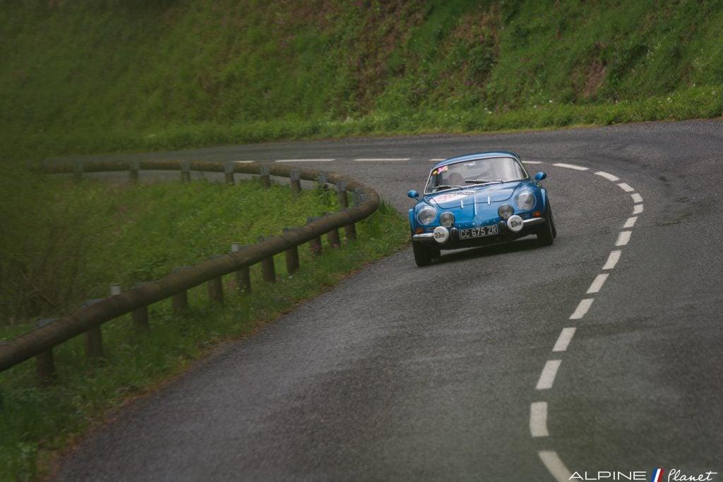 DSC 1725 | Tour Auto 2019 - l'équipage féminin en Alpine A110