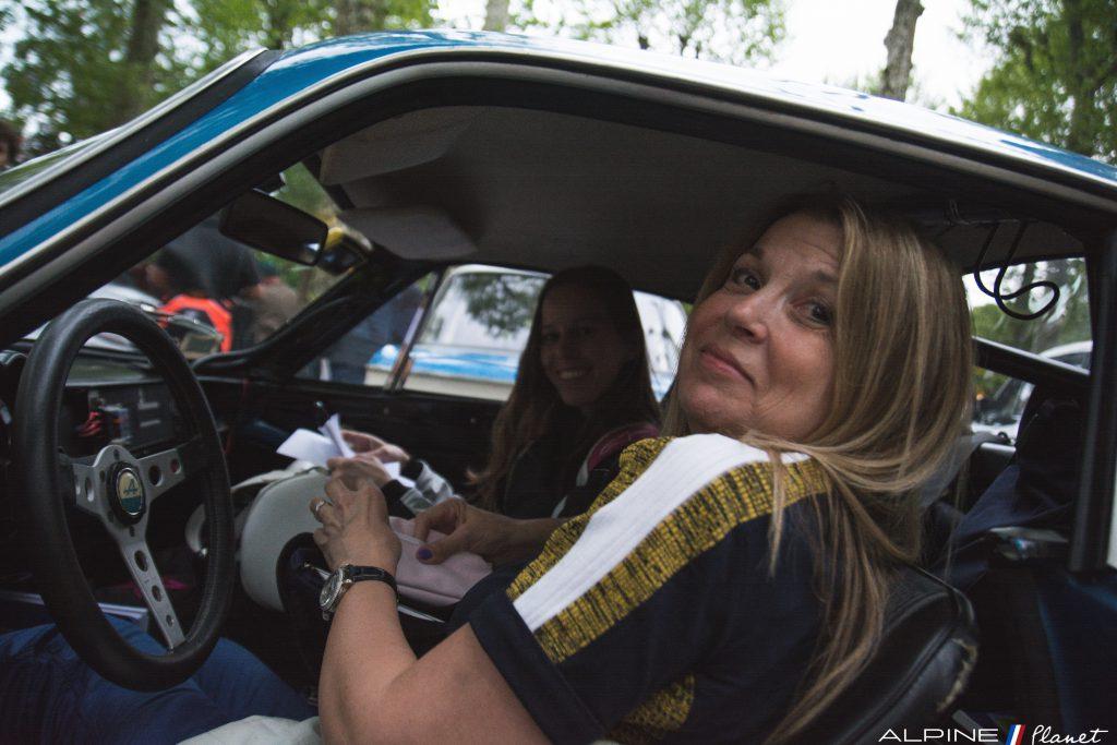 DSC 1836 | Tour Auto 2019 - l'équipage féminin en Alpine A110