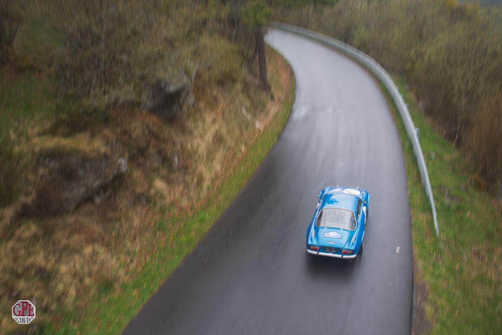 DSC 2410 | Tour Auto 2019 - l'équipage féminin en Alpine A110