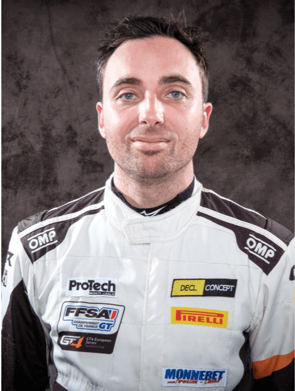 STÉPHANE TRIBAUDINI | CMR entame sa saison GT4 France  2019 avec deux victoires à Nogaro