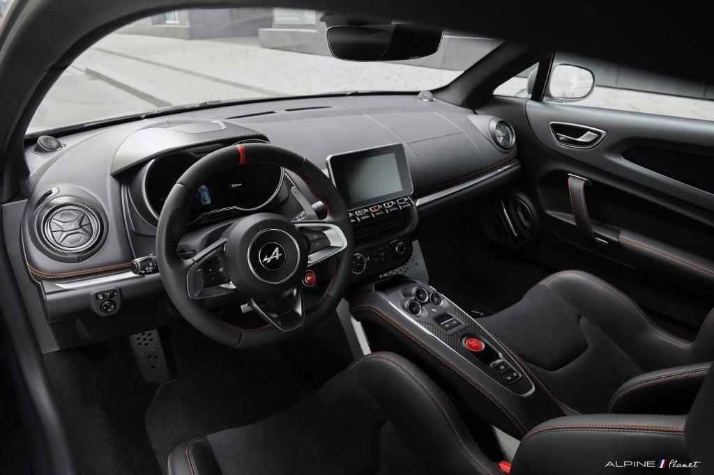 Alpine A110S GT Race 2019 Gris Tonnerre Mat 8 Alpine Planet 1024x682 - Alpine A110S (Officiel): tarif, puissance et précommande