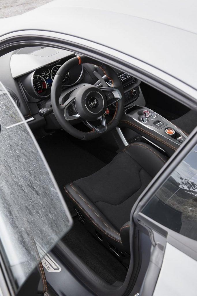 Alpine A110S GT Race 2019 Gris Tonnerre Mat Blanc Solaire 5 | Comment précommander l'Alpine A110S ?