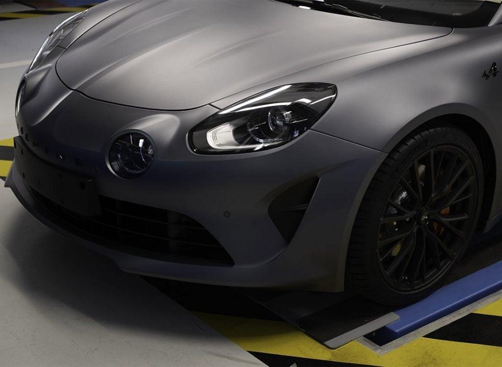 Alpine A110S GT Race 2019 Gris Tonnerre Mat Blanc Solaire 8 | Comment précommander l'Alpine A110S ?