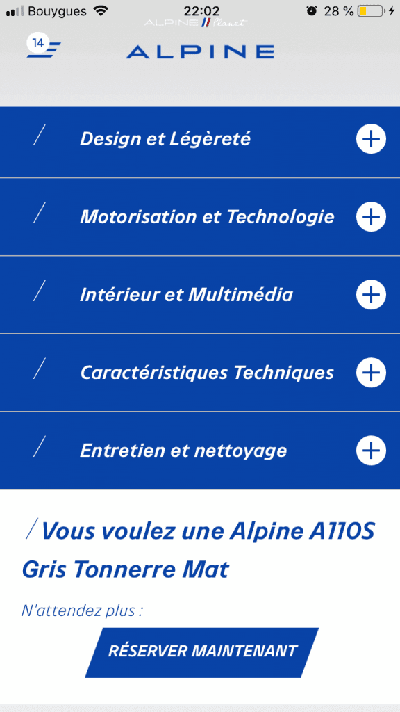 commander alpine A110S 9 | Comment précommander l'Alpine A110S ?