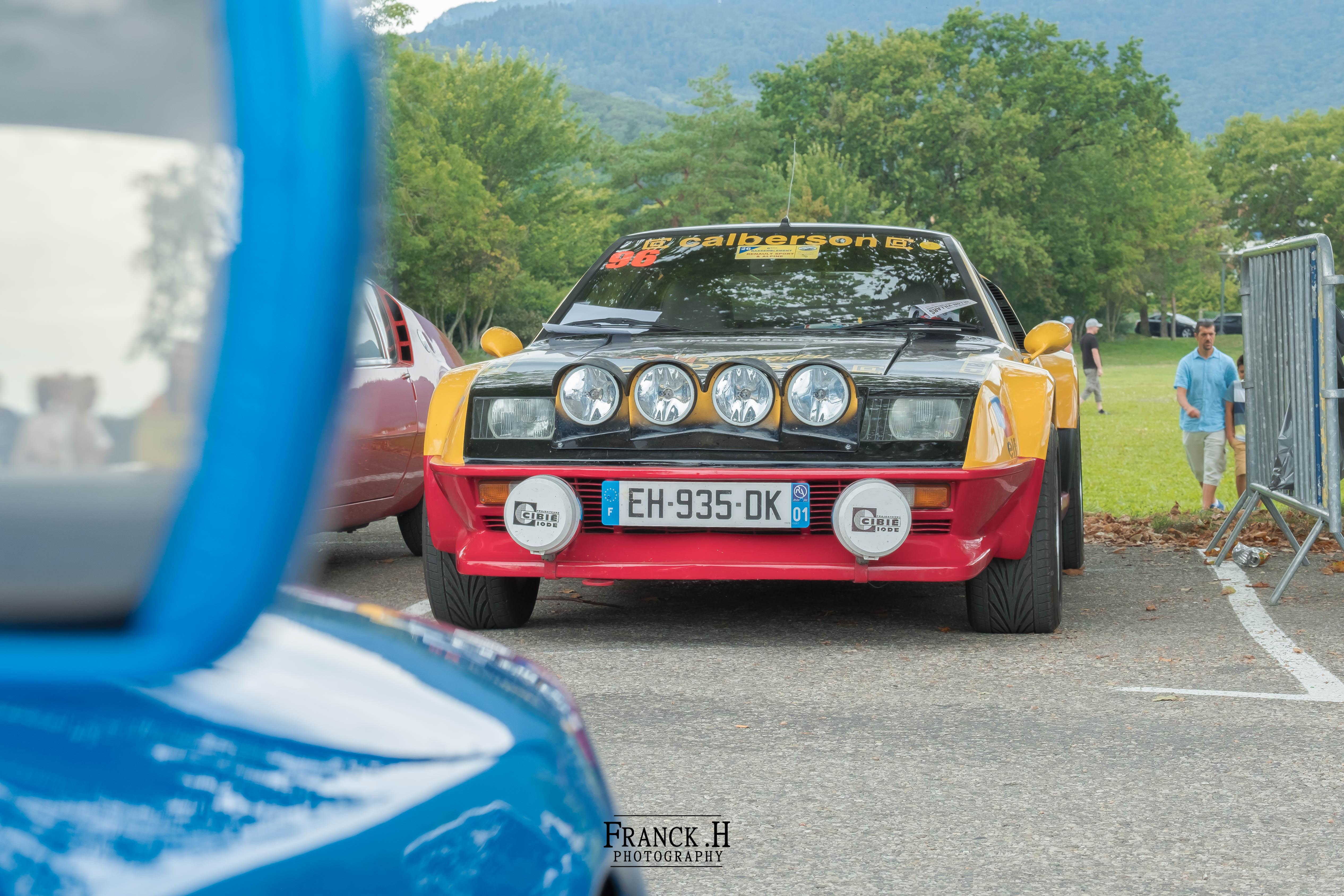 1ère Rencontre Franco Suisse Alpine A110 Divonne Franck H Photography 10 | 1ère Rencontre Franco-Suisse Alpine par Franck H Photography