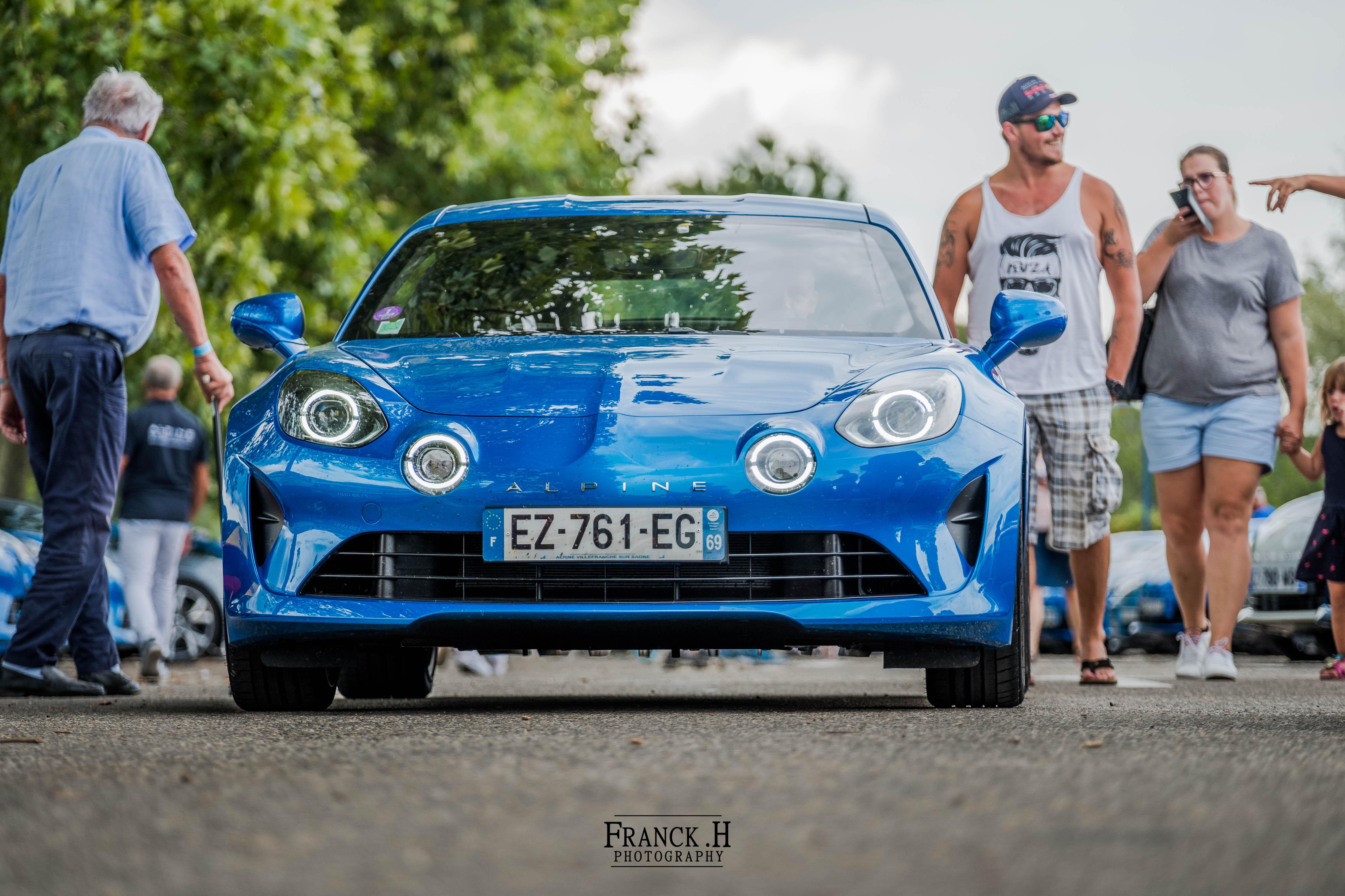 1ère Rencontre Franco Suisse Alpine A110 Divonne Franck H Photography 18 | 1ère Rencontre Franco-Suisse Alpine par Franck H Photography