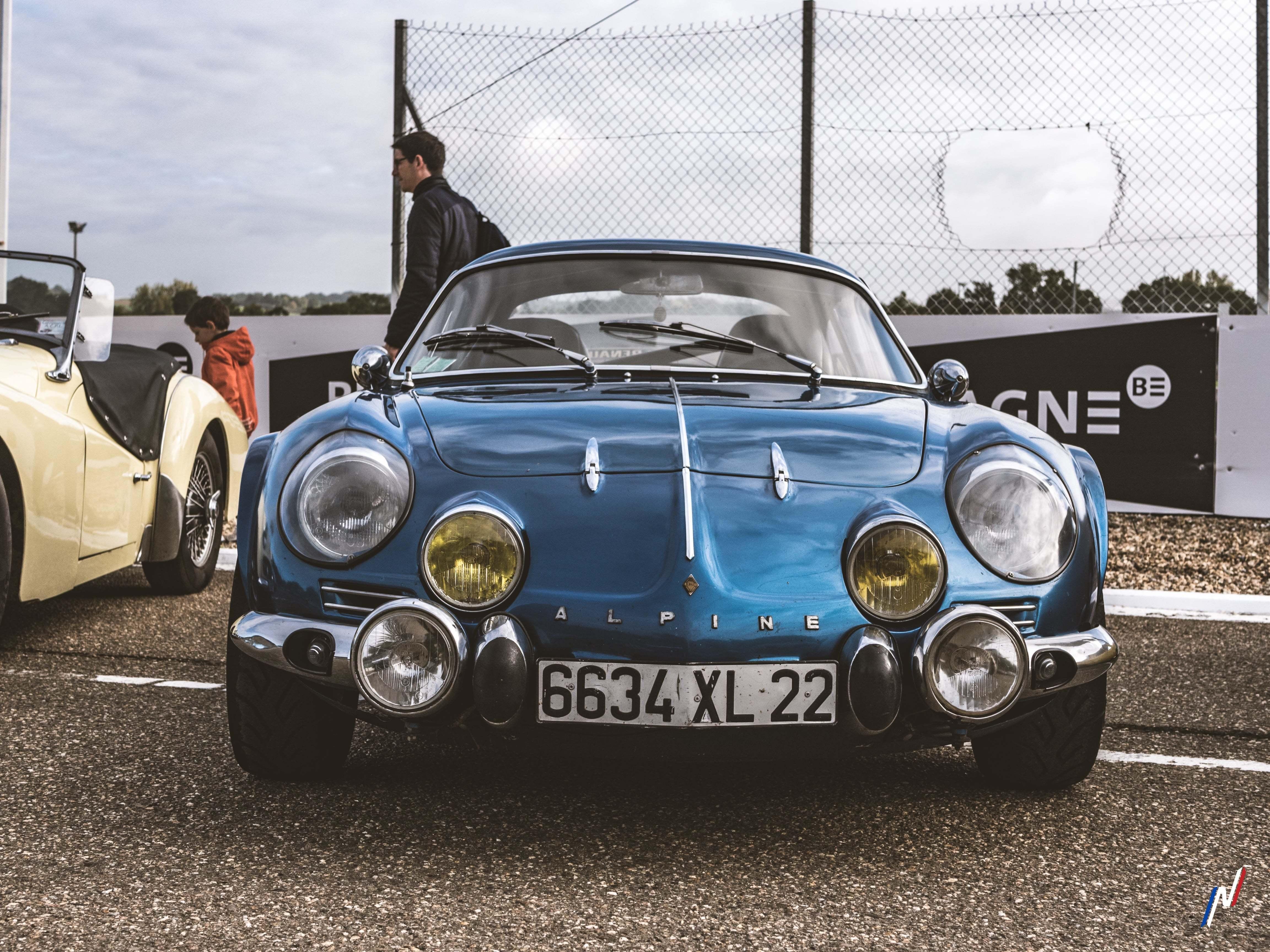 FCRA Autobrocante Loheac 2019 Ragnotti Leclerc Serpaggi Alpine GTA A110 A610 A310 les alpinistes 8 | Autobrocante Festival de Lohéac 2019: les Alpine à l'honneur !