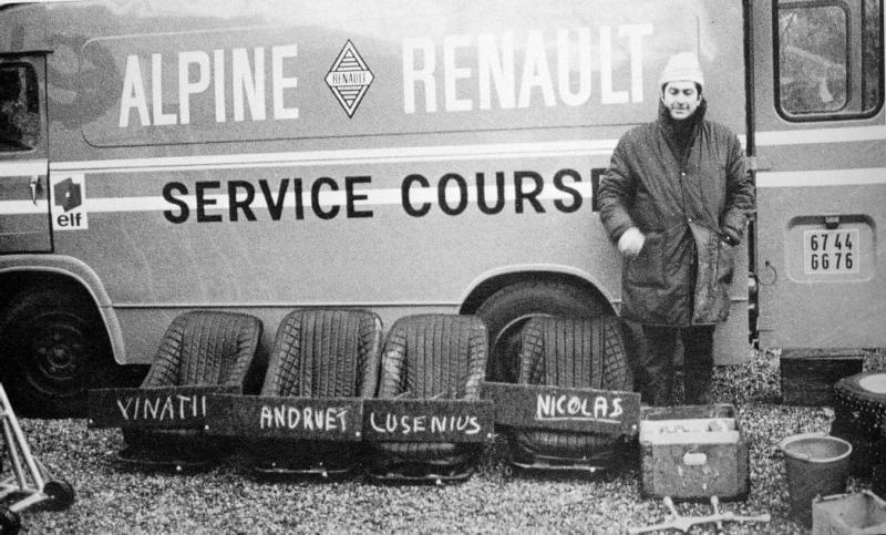 L'Assistance Alpine au Championnat du Monde 1973 6