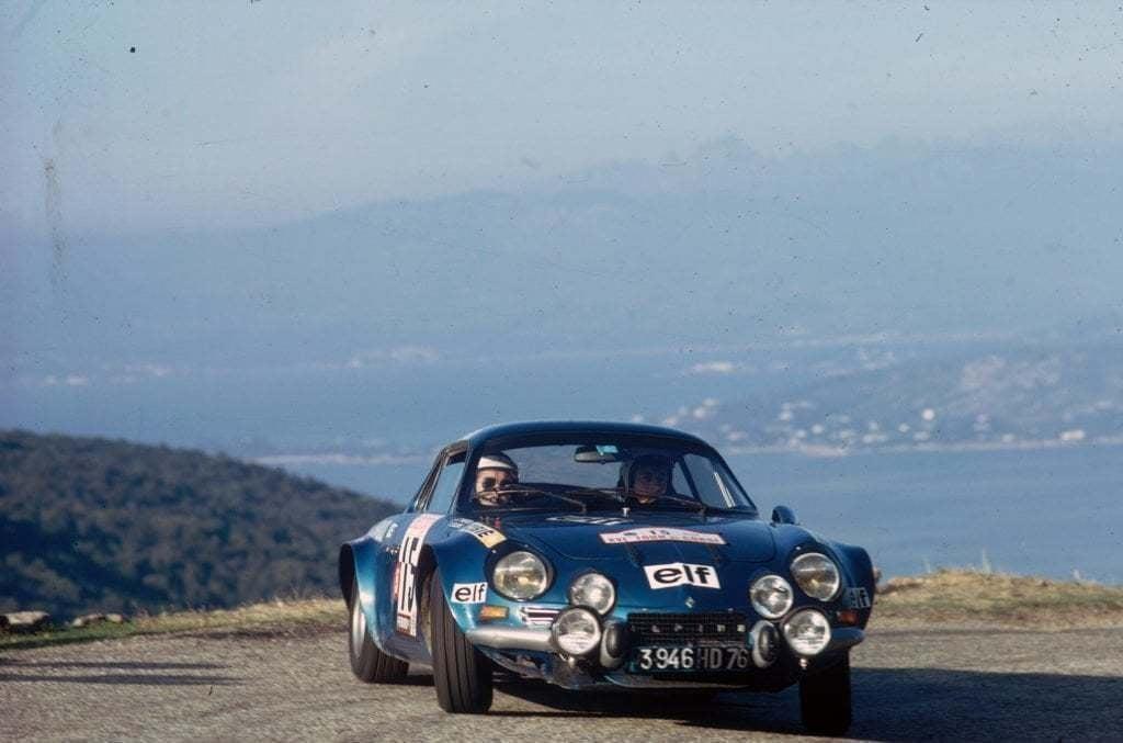 Championnat du mone rallye 1973 Alpine A110 Thérier Darniche Piot Nicolas 10 | Championnat du Monde des Rallyes 1973: Le Triomphe d'Alpine