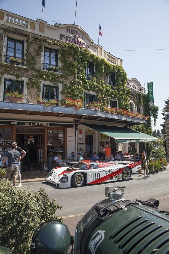 "Rallye les Alpinistes ""ROAD TO LE MANS"" 2"
