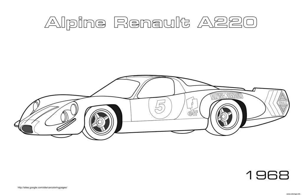 BF76ECCA D99E 4073 8B04 68DCD41ABC1E | L'Alpine A220: La fin d'une époque - 3ème partie