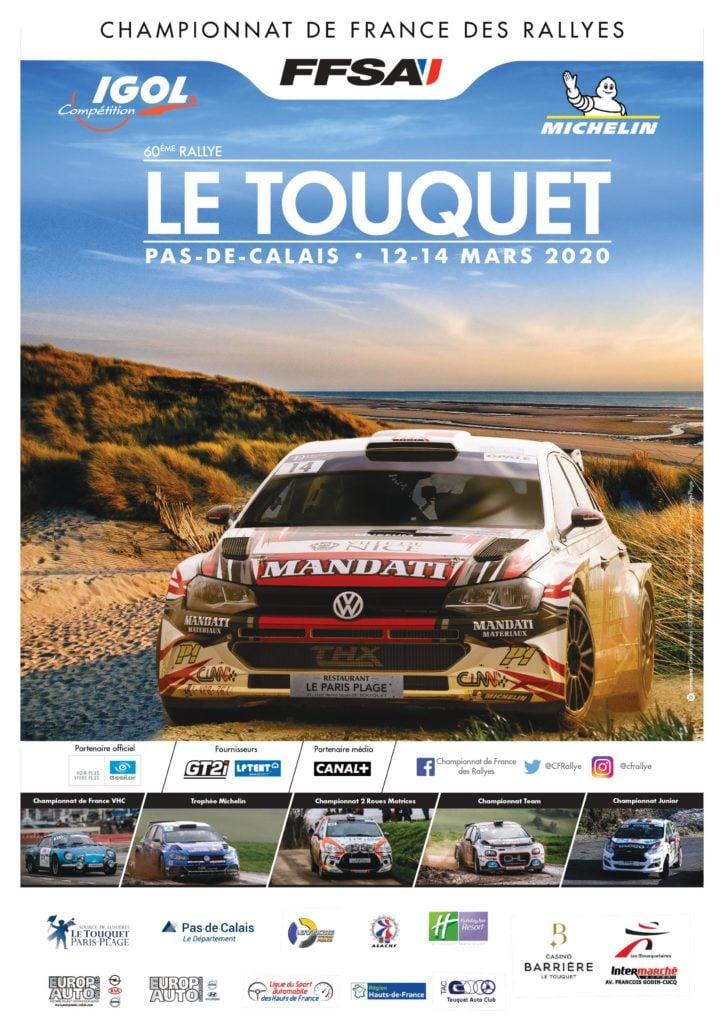 Rallye Touquet 2020 Alpine A110 Rally Delcourt | Alpine A110 Rally: François Delecour à son volant au Touquet