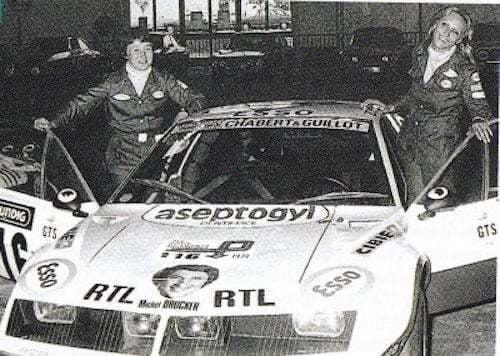 4646AAE8 84EF 48B4 ABE2 BB7AD4401A2C - Alpine des femmes des voitures : Mariane Hoepfner