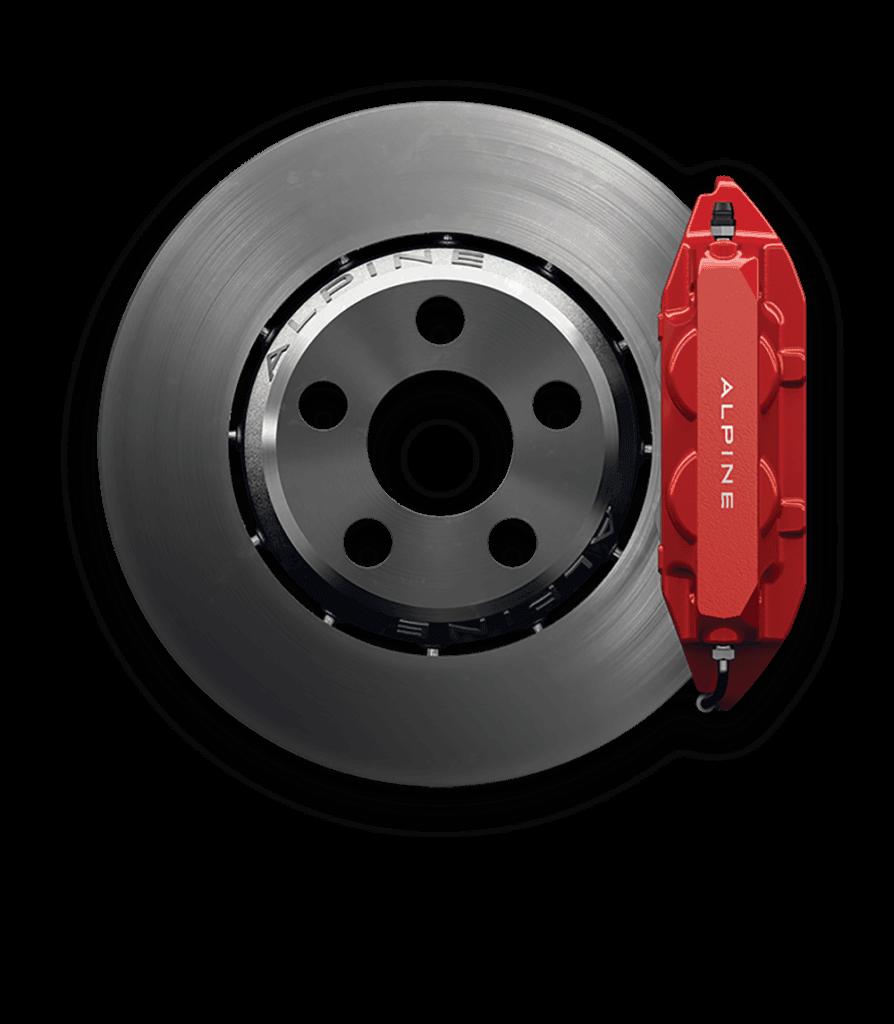 AS1 DisqueEtrier Rouge v3 | Atelier Alpine : la personnalisation par la couleur en 2020 !