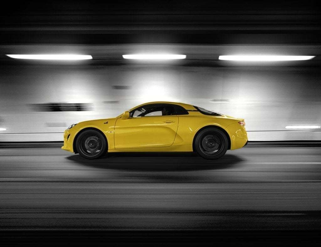 Alpine A110 Color Édition: le jaune tournesol de retour en 2020 ! 1