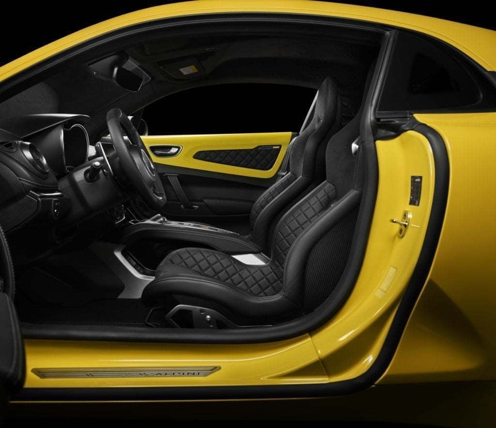 Alpine A110 Color Édition: le jaune tournesol de retour en 2020 ! 5