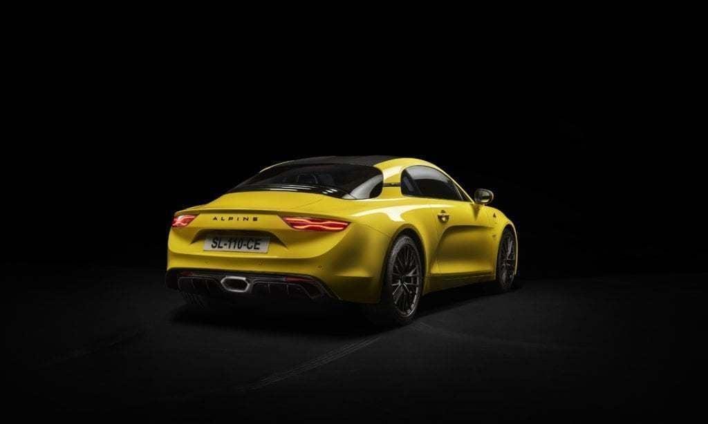 Alpine A110 Color Edition 20209 1024x614 - Alpine A110 Color Édition: le jaune tournesol de retour en 2020 !