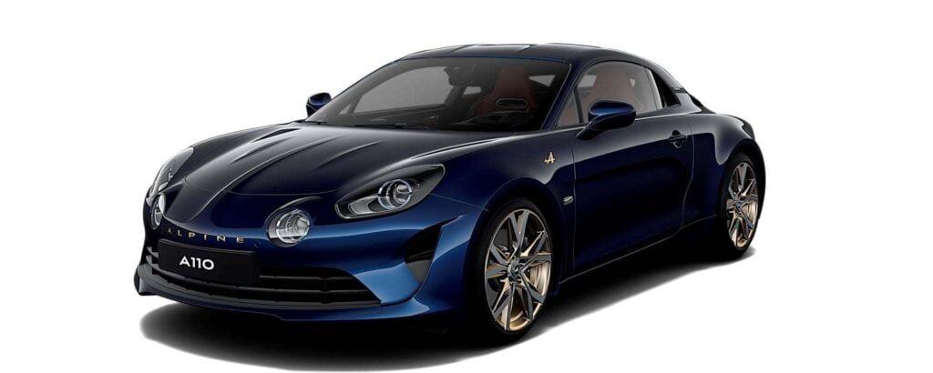 Alpine A110 Légende GT Bleu Abysse 2020