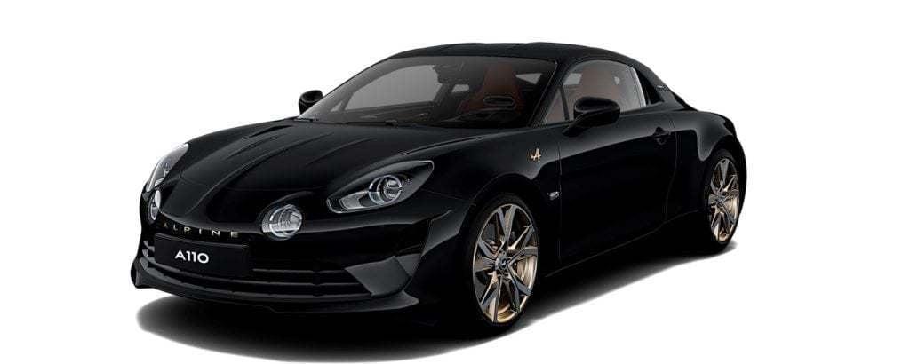 Alpine A110 Légende GT Noir Profond 2020