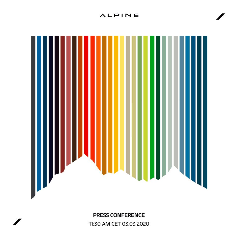 Alpine nous en fait voir de toutes les couleurs GIMS 2020 | Alpine A110: Elle va nous en faire voir de toutes les couleurs !