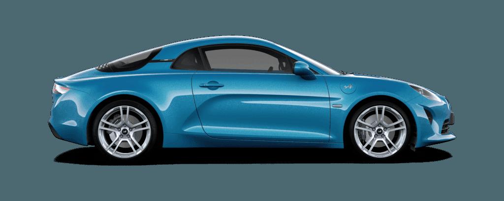 Alpine A110 - Bleu Alpine Acier 082