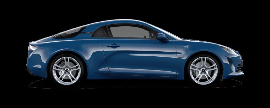 Alpine A110 - Bleu Neptune 041