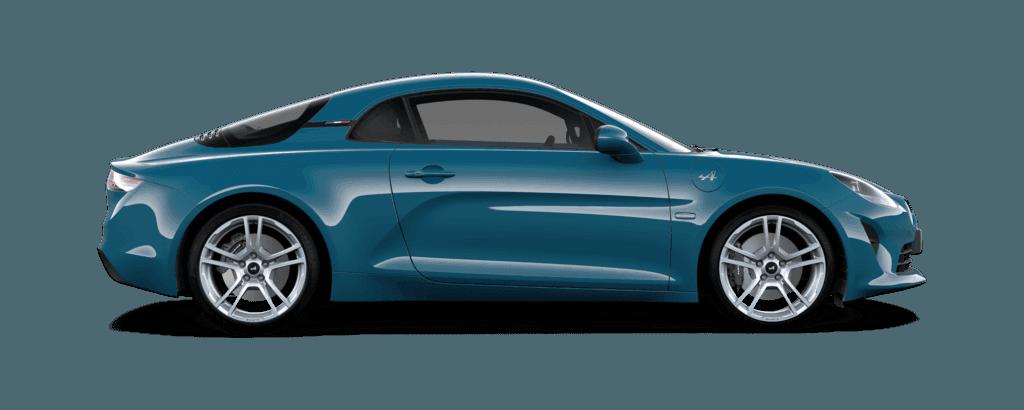 Alpine A110 - Bleu Paon 433