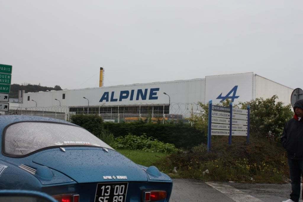 Les Alpinistes Saga Alpine 2015 Dieppe A106 A110 A310 GTA A610 10 | Saga Alpine 2015: Mission accomplie !