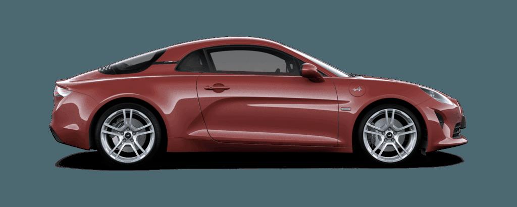 Alpine A110 - Rouge Rubis 791