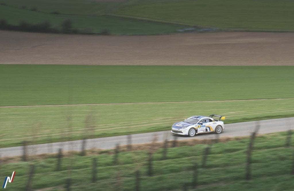 Rallye Touquet 2020 RGT A110 rally teamFJ signatech 12 | Alpine A110 Rally: rencontre avec le Team FJ
