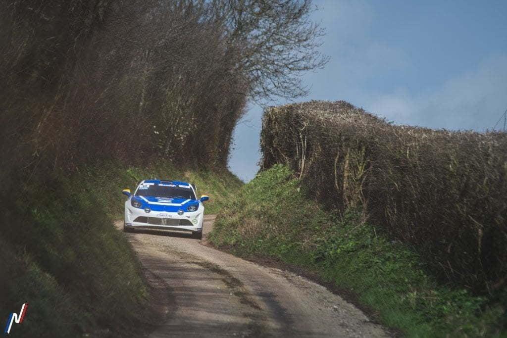 Alpine A110 Rally: Interview de Lionel Chevalier de chez Signatech 3