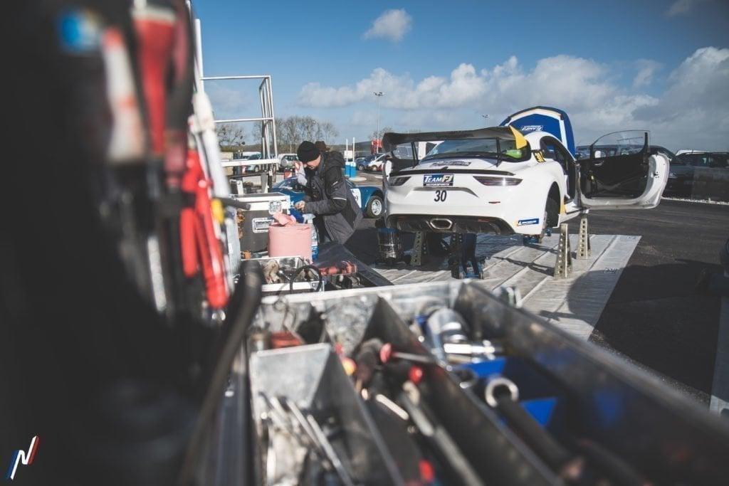 Rallye Touquet 2020 RGT A110 rally teamFJ signatech 26 | Alpine A110 Rally: rencontre avec le Team FJ