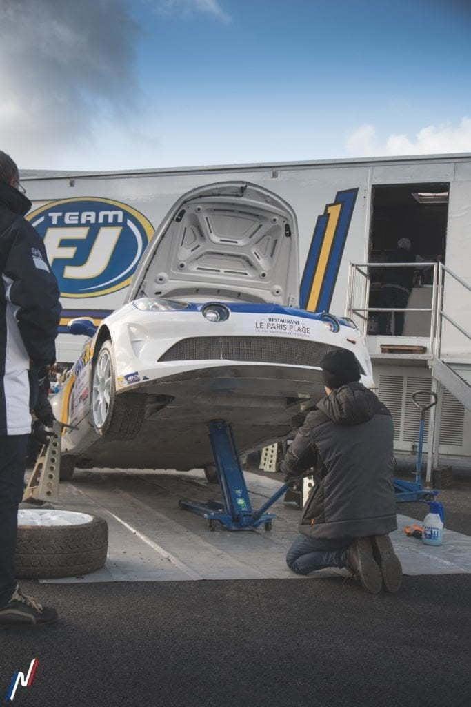 Alpine A110 Rally: Interview de Lionel Chevalier de chez Signatech 1